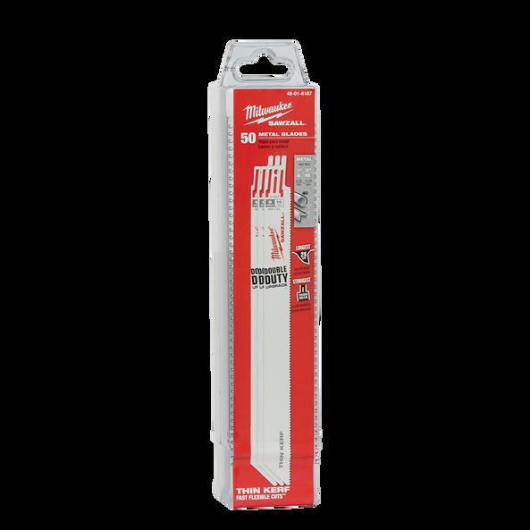 230mm 14 TPI Thin Kerf SAWZALL™ Blades (50 Pk)