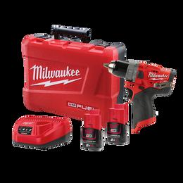 M12 FUEL® 13mm Hammer Drill/Driver Kit