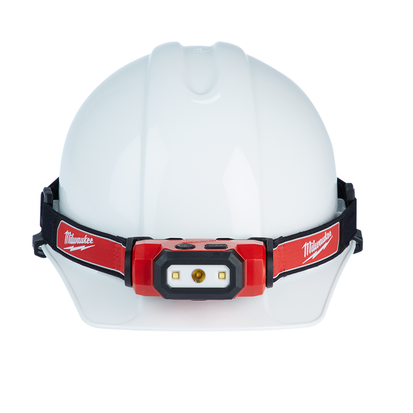 USB Rechargeable Hard Hat Headlamp Kit