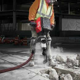 MX FUEL™ Breaker Dust Extraction Attachment