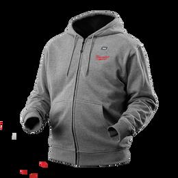 M12™ Heated Hoodie - Grey