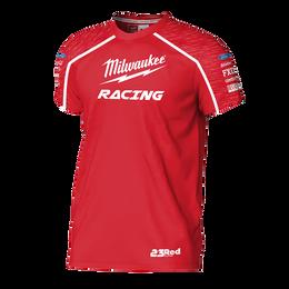 2019 Milwaukee Racing Red Tee Men's