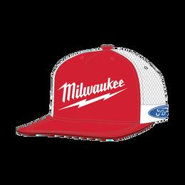 2019 Milwaukee Racing Flat Peak Cap - Adult