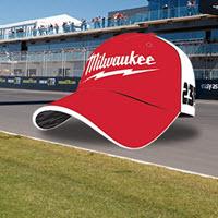 Milwaukee Racing's range of Hats, Caps and Beanies